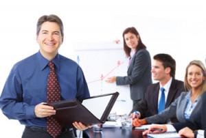 Organizational leadership training programs