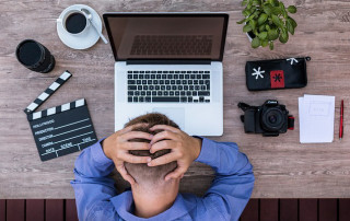 how to handle workplace stress and anxiety