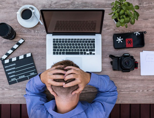 Dealing With Anxiety And Stress In The Workplace